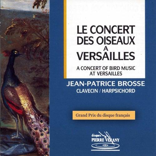 Le concert des oiseaux à Versailles de Jean-Patrice Brosse