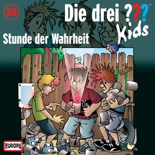 038/Stunde der Wahrheit von Die Drei ??? Kids