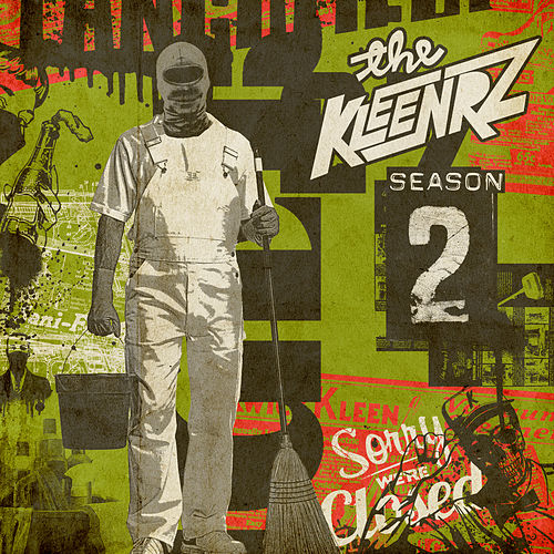 The Kleenrz Present: Season Two (Deluxe Edition) by Kenny Segal