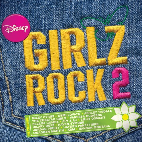 Disney Girlz Rock 2 de Various Artists