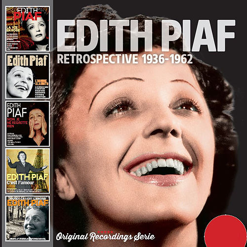 Retrospective 1936-1962 de Edith Piaf