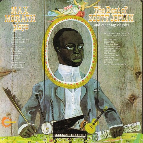 Plays Best Of Scott Joplin & Other Rag Classics de Max Morath