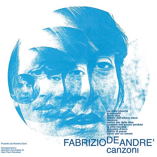 Canzoni by Fabrizio De André