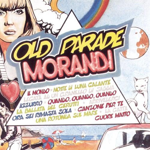 Old Parade de Gianni Morandi