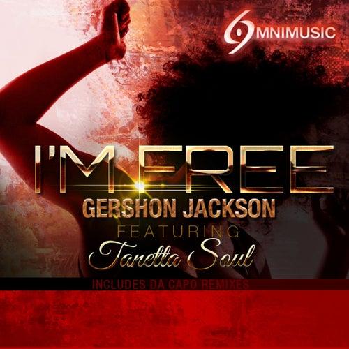 I'm Free von Gershon Jackson