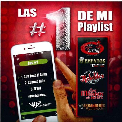 Las Numero Uno de Mi Playlist by Various Artists