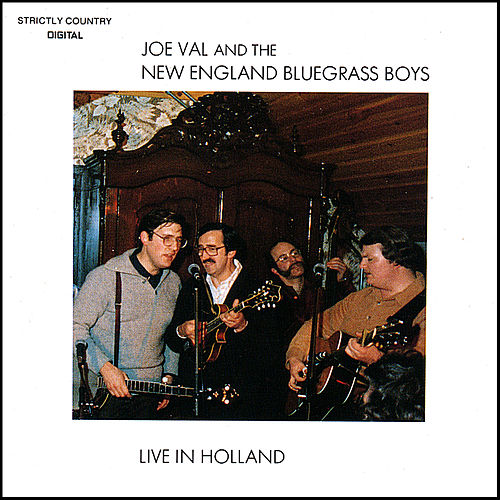 Live in Holland by Joe Val
