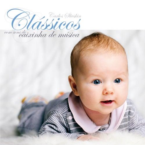 Clássicos Com Sons De Caixinha De Música de Carlos Slivskin