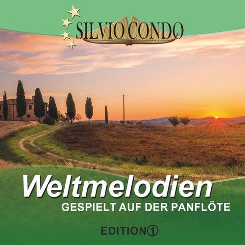 Weltmelodien gespielt auf der Panflöte, Edition 1 de Silvio Condo