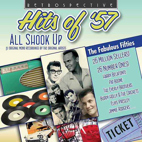 Hits Of '57 de Various Artists