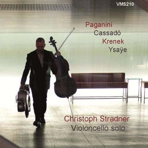 Violoncello Solo von Christoph Stradner