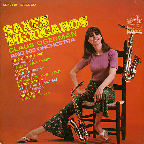 Saxes Mexicanos de Claus Ogerman