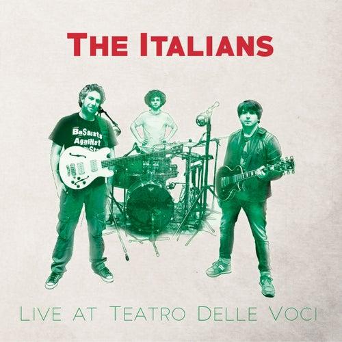 Live at Teatro Delle Voci von ITALIANS