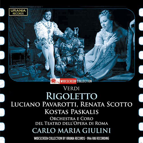 Verdi: Rigoletto (Live) von Various Artists