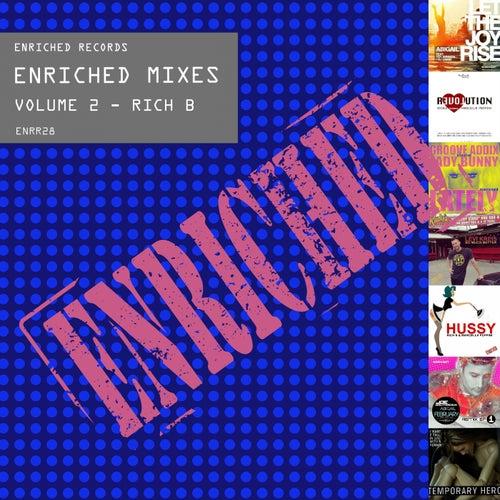 Enriched Mixes, Vol. 2 - EP de Various Artists