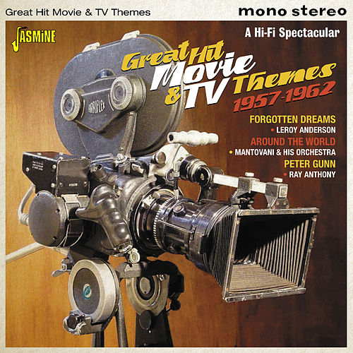 Great Hit Movie & Tv Themes by Various Artists