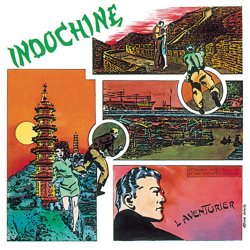 L'aventurier de Indochine