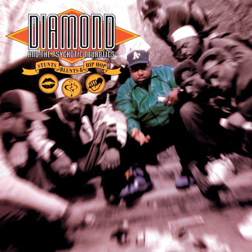 Stunts, Blunts, & Hip Hop von Diamond D