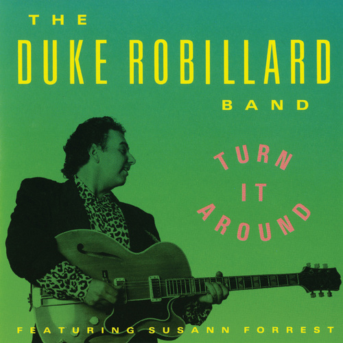 Turn It Around de Duke Robillard
