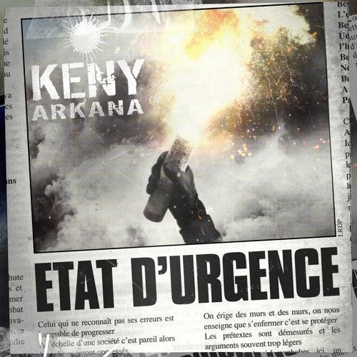 État d'urgence de Keny Arkana