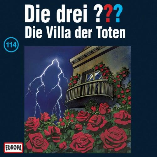 114/Die Villa der Toten von Die drei ???