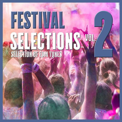 Festival Selections, Vol. 2 - Selection of EDM Tunes by Various Artists