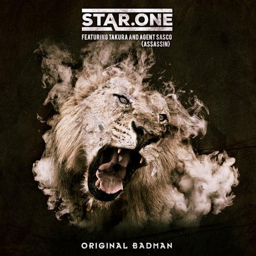 Original Badman de Star One
