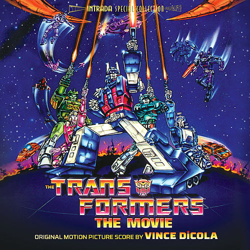 The Transformers: The Movie (Score) de Vince DiCola