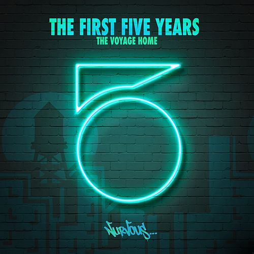 The First Five Years - The Voyage Home von Various Artists