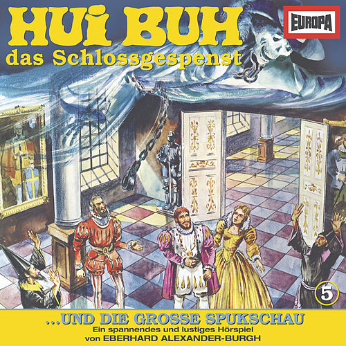 05/und die große Spukschau by das Schlossgespenst Hui Buh