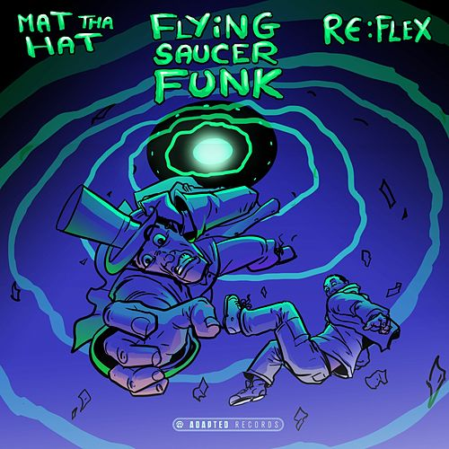 Flying Saucer Funk de Re-Flex
