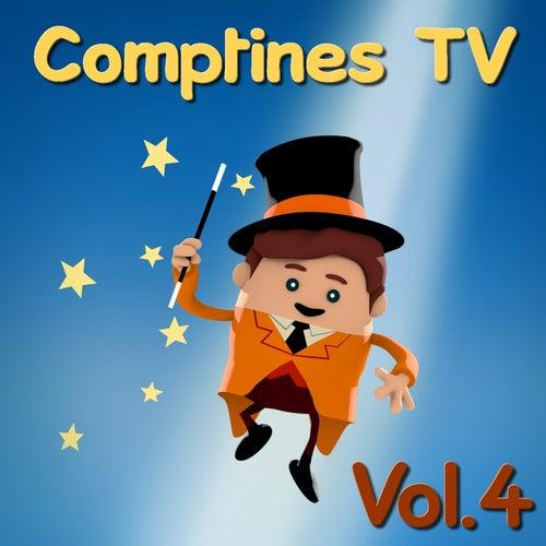 Comptines TV, vol. 4 de Comptines TV