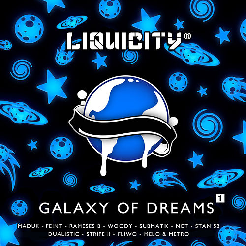 Galaxy Of Dreams (Liquicity Presents) by Various Artists
