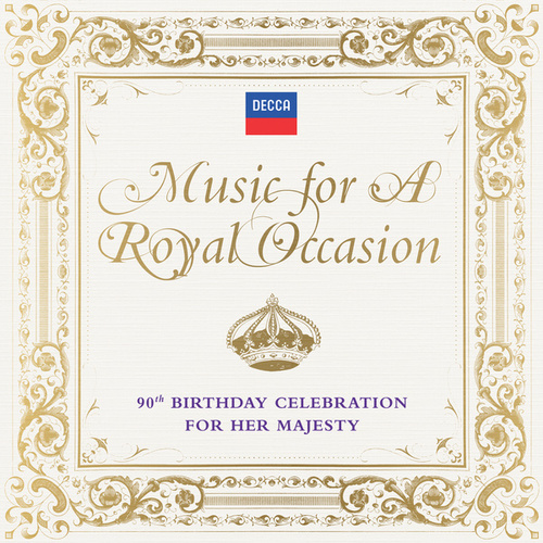 Music For A Royal Occasion de Various Artists