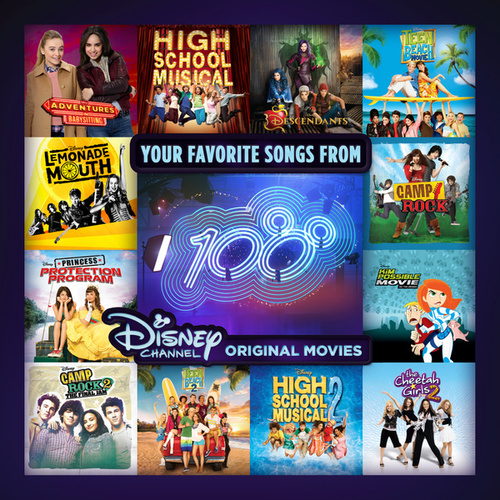 Your Favorite Songs from 100 Disney Channel Original Movies de Various Artists