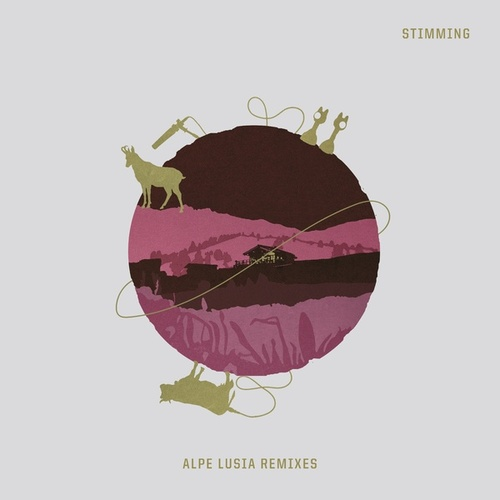 Alpe Lusia Remixes by Stimming