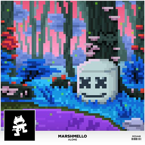 Alone di Marshmello