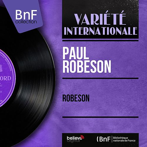 Robeson (Mono Version) von Paul Robeson