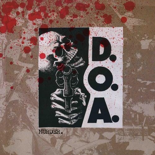 Murder (Remastered) de D.O.A.