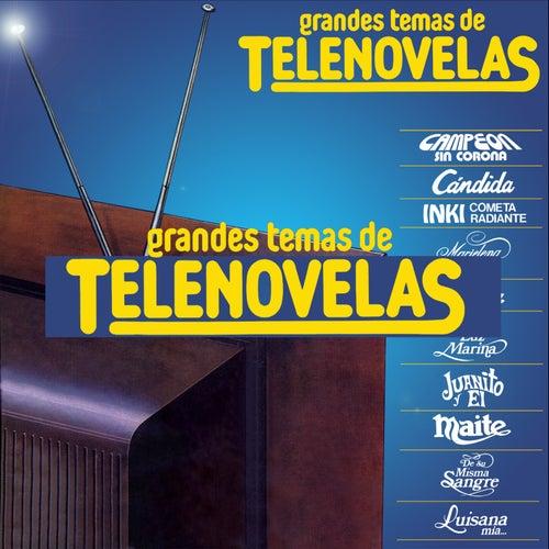 Grandes Temas de Telenovelas de Various Artists