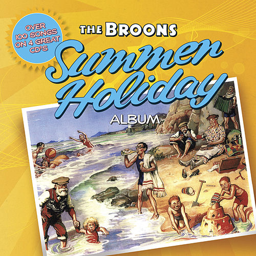The Broons Summer Holiday Album de Various Artists