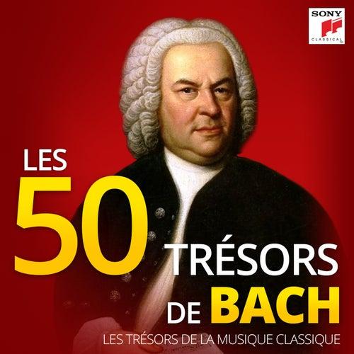 Les 50 Trésors de Bach - Les Trésors de la Musique Classique von Various Artists