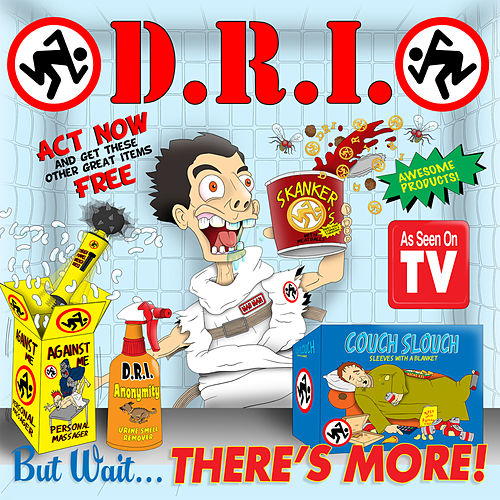 But Wait... There's More! de D.R.I.