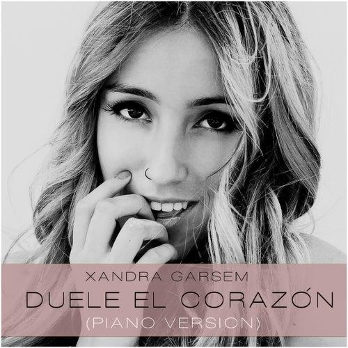 Duele el corazón (Piano Version) by Xandra Garsem