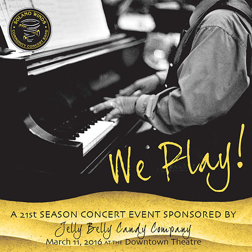 We Play! von Solano Winds