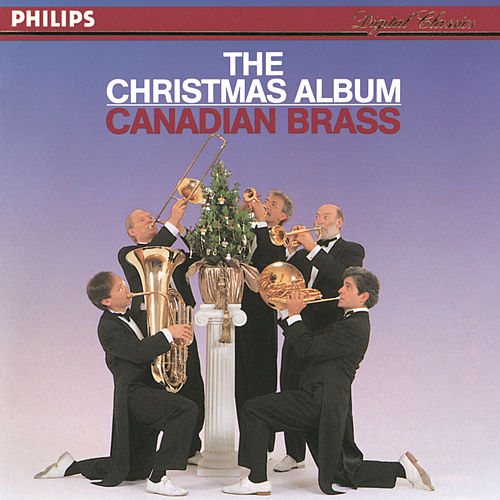 The Christmas Album de Canadian Brass
