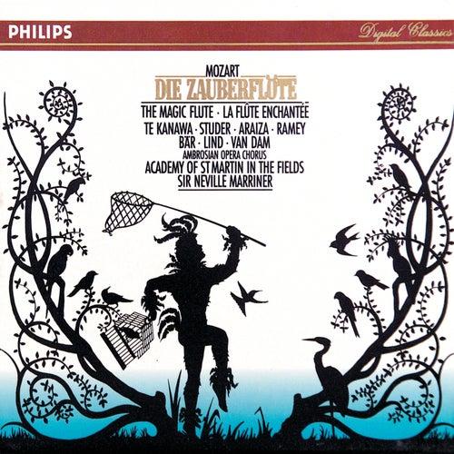 Mozart: Die Zauberflöte by Kiri Te Kanawa