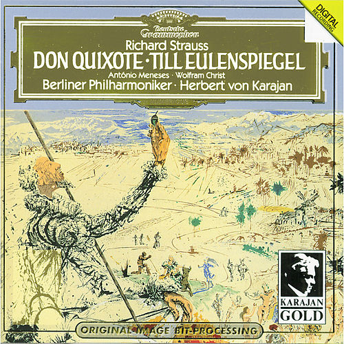 Strauss, R.: Don Quixote, Op. 35; Till Eulenspiegel, Op.28 by Berliner Philharmoniker