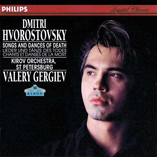 Russian Opera Arias by Dmitri Hvorostovsky