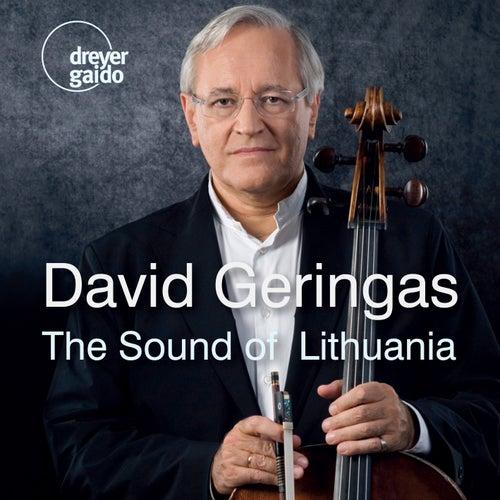 The Sound of Lithuania de David Geringas
